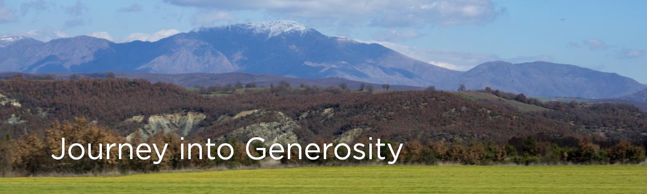 Sermon-Generosity