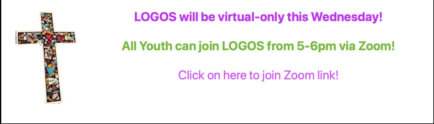 LOGOS Virtual only